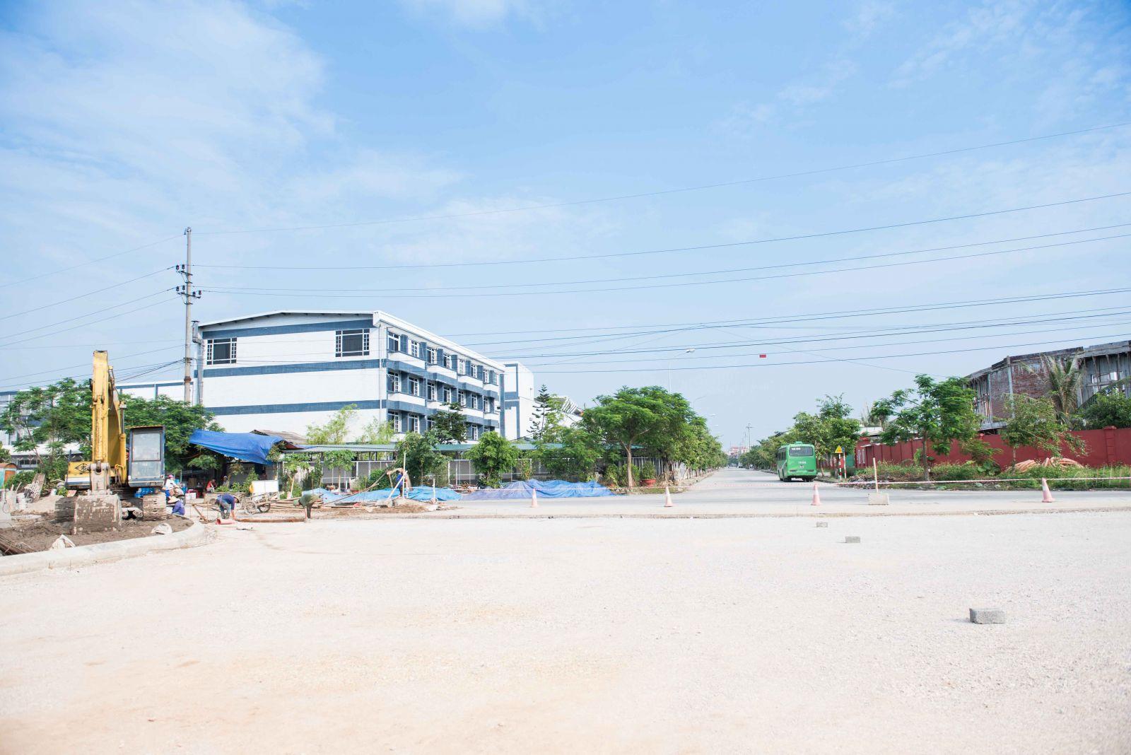 Nút giao Trần Thủ Độ Kỳ Đồng Thái Bình Dragon city 1
