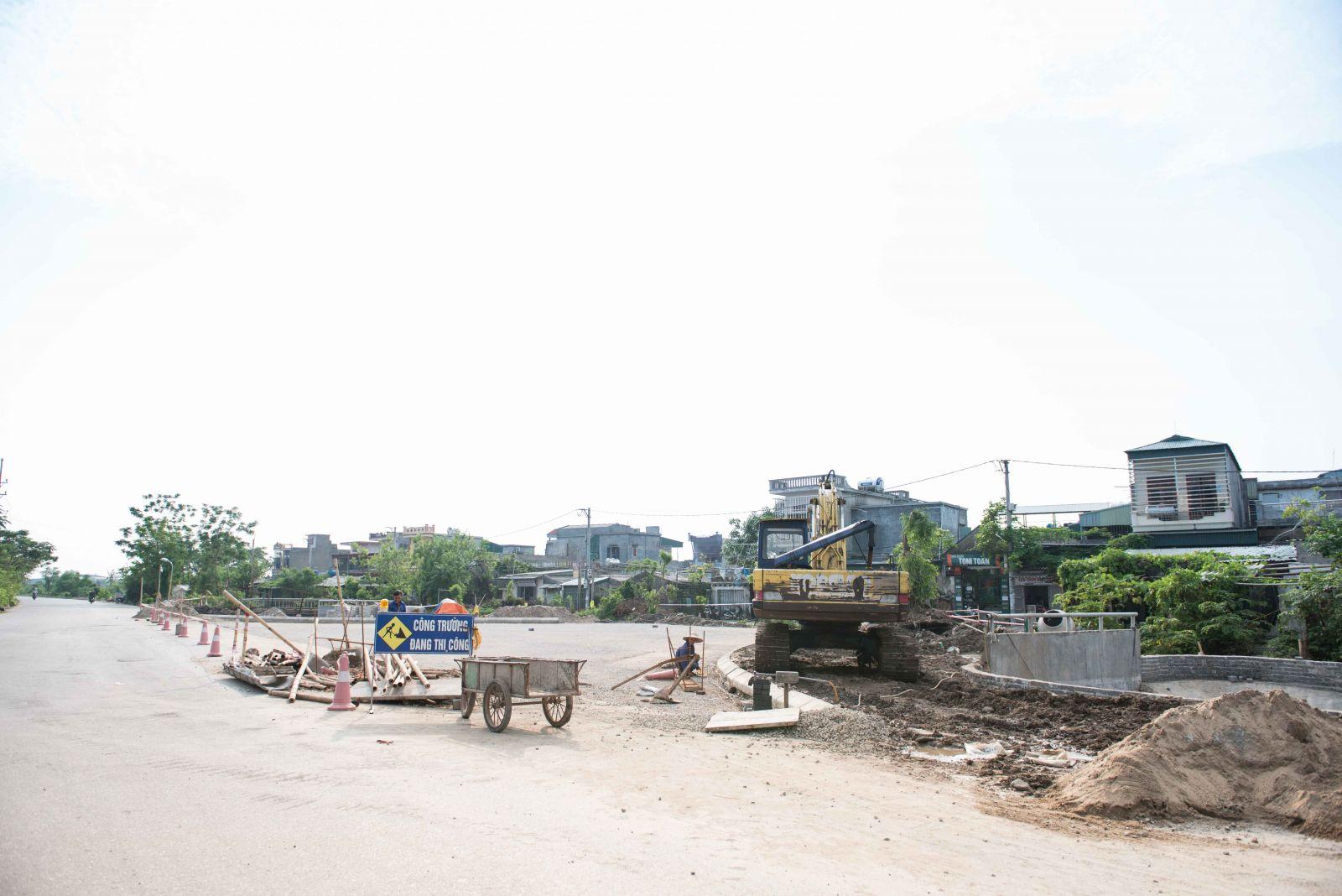 Nút giao Trần Thủ Độ Kỳ Đồng Thái Bình Dragon city 2
