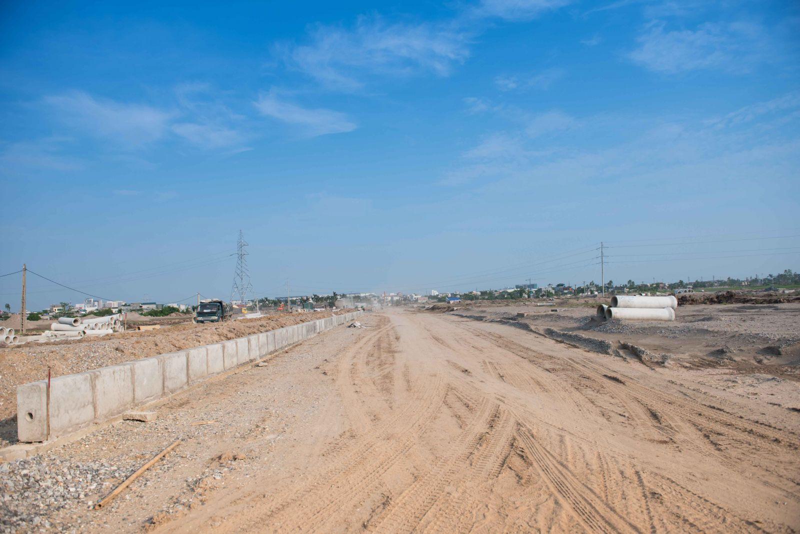 Đại lộ Kỳ Đồng kéo dài từ Đường Trần Thủ Độ đến Quốc lộ 10 (2)